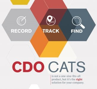 CATS Record Track Find